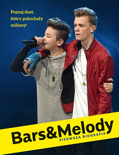 Bars and Melody. Pierwsza biografia